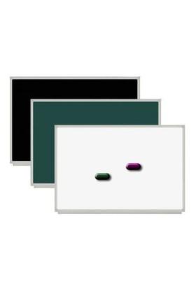 Flex 60X90 Duvara Monte Mıknatıslı Beyaz Yazı Tahtası Flx-4021B