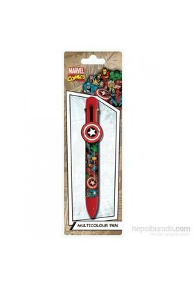 Marvel Retro Çok Renkli Kalem SR71713