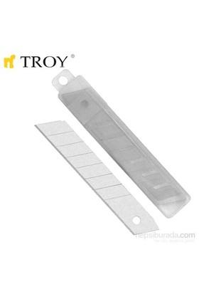 Troy 21609 Maket Bıçağı Yedek Bıçakları (100X18mm)