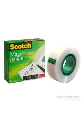 Scotch® 19mm x 33m Magic Bant