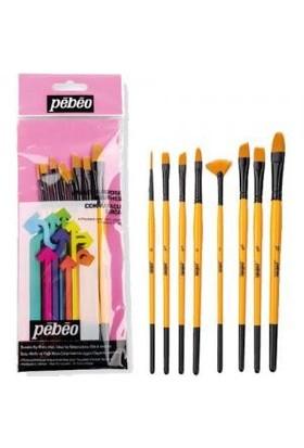 Pebeo 8'Li Karma Fırça Seti Set-7