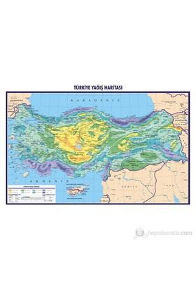 Türkiye Yağışlar Haritası