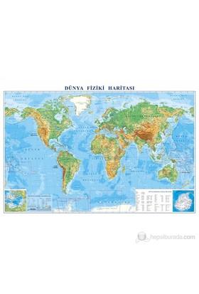 Dünya Fiziki Haritası