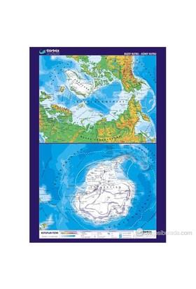 Kutuplar Haritası