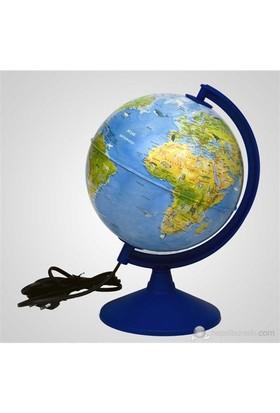 Işıklı Hayvanlı Küre 20 Cm