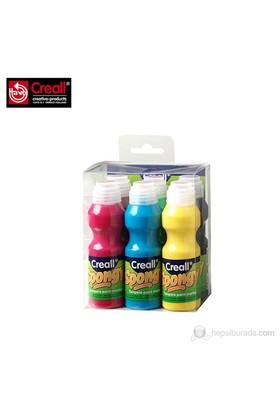 Creall Spongy 70 ml 6'lı Set