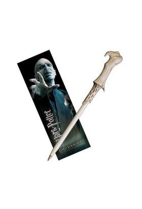 Noble Collection Harry Potter Voldemort Tükenmez Kalem Ve Kitap Ayracı
