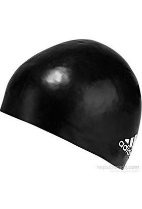 Adidas 802316 Sil Cp Logo 1Pc Unisex Yüzme Bone