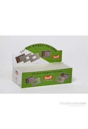 Sarff Ehliyet Kabı Şeffaf 50 Ad. 15323002