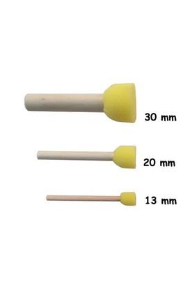 Kosida 10502 Sünger Fırça Yuvarlak - 20Mm