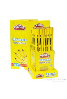 Play-Doh İlk Kalemim 40'Lı Stand Play-Kk001