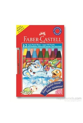 Faber-Castell Aqua Pastel Boya 12 Renk (5281125400)