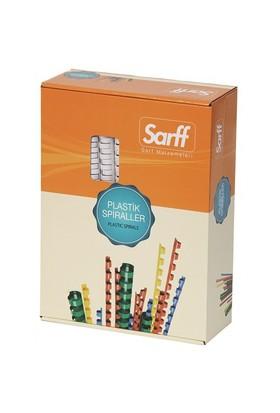 Sarff 6 mm Plastik Spiral 15202005