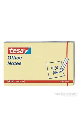 Tesa Yapışkanlı Not Kağıdı 100 yaprak 125mm 75mm