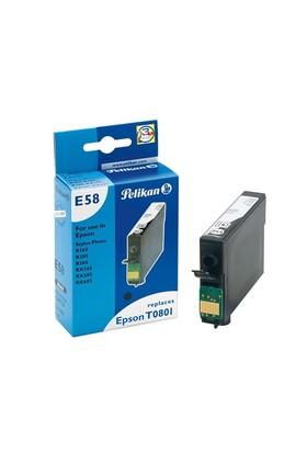 Pelikan Epson T080140 Siyah Kartuş