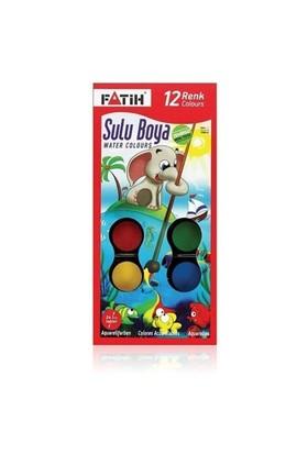 Fatih 904 S12 Sulu Boya-12'Li