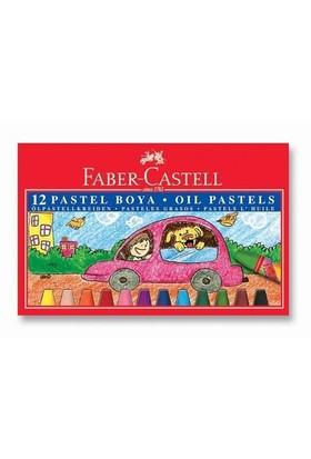 Faber-Castell Pastel Boya 12 Renk
