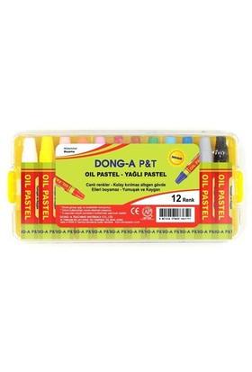 Dong-A 262112 Profesyonel Pastel Boya 12 Renk