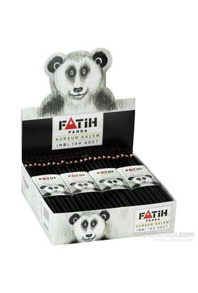 Fatih Yeni Panda Yuvarlak Kurşunkalem 12'li