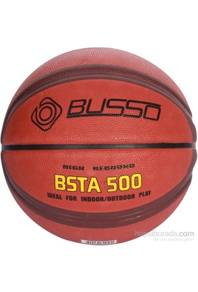 Busso BSTA-500 Basketbol Topu