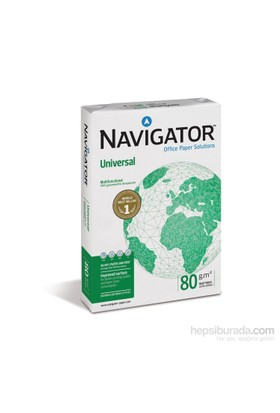 Navigatör Fotokopi Kağıdı A-4 80 Gr 500'Lü
