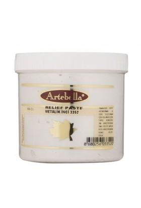 Artebella 300 Gr İnci Rölyef Pasta - 3352