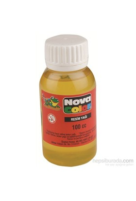 Nova Color Nc-278 Resim Yağı 100 cc