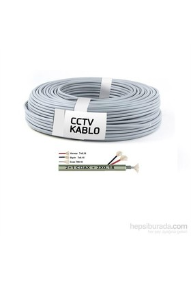 Infinity 2+1 (1 Coax +2X0,22) Cctv Kamera Kablo 091173