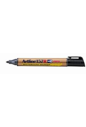 Artlıne Beyaz Tahta Kalemi 157R Siyah