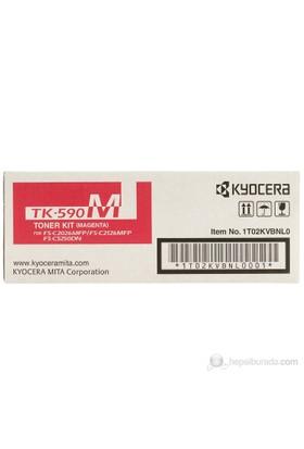 Kyocera Mita ( TK-590 ) FSC-2026/2126/2526/2626/5250 Renkli Fotokopi Makinesi Toneri