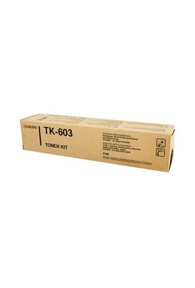 Kyocera Mita ( TK-603 ) KM-4530/5530/6330/7530 Fotokopi Makinesi Toneri