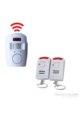 Lorex Hareket Dedektörlü Uzaktan Kumandalı Kablosuz Alarm Sistemi