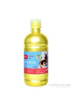 Lets Guaj Boya 500 Ml. Plastik Şişe Sarı L-5101