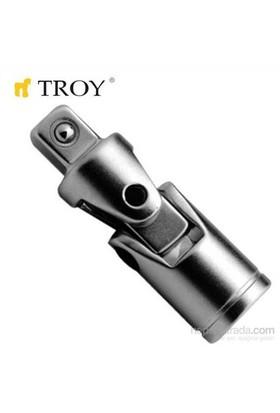 Troy 26127 Kardan Mafsal (Ölçü 1/4 -Uzunluk 38,0Mm)
