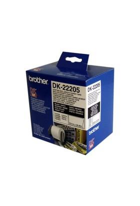 Brother DK-22205 Sürekli Etiket