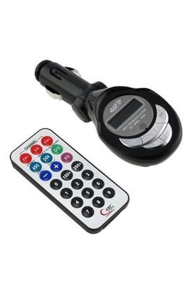 """Araç İçi FM Transmitter Mp3 Player """