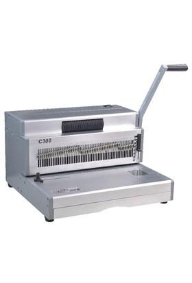 Mapicoil C300 (4:1) Helezon Ciltleme Makinesi