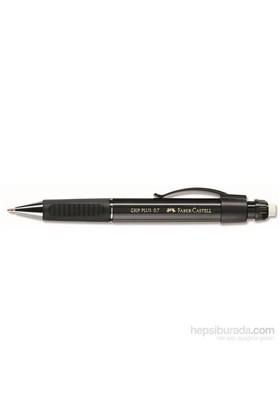 Faber-Castell Grip Plus 0.7mm Versatil Siyah (5084130733)