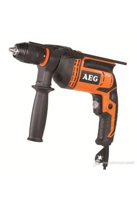 AEG Sbe 600 R Darbeli Matkap 600 Watt