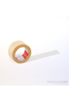 Prado Nuga Kırmızı Şeffaf Koli Bandı 45Mm*100M
