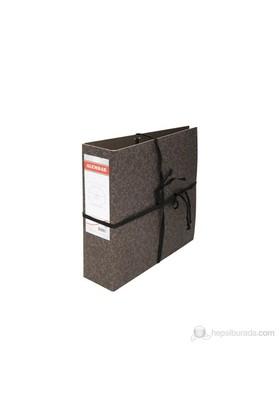 Alemdar Karton Klasör Dar A4 İpli 5'Li Paket