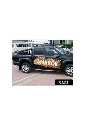 Bod Vw Amarok Maxport Bagaj Füme 2011-2015