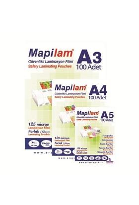 Mapilam 125 Mic A5 Mat Laminasyon Filmi (1041205)