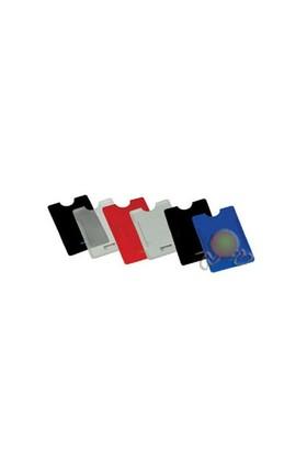 Mapi Plastik Kart Koruyucuları 10 Ad/pk. 54mm X 86mm (dikey) Siyah