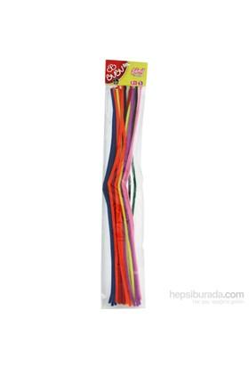 Bu-Bu Şönil 50Cm 9 Renk 25'Li Bubu00105