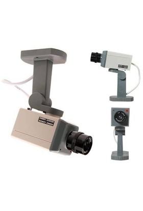 Aktepe Hareket Sensörlü Ledli Sahte Kamera