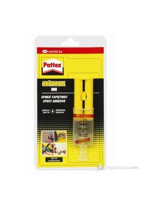 Pattex Universal Mix Şırıngalı Epoksi Yapıştırıcı 27 Gram