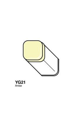 Copic Typ Yg - 21 Buttercup Yellow