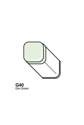 Copic Typ G - 40 Dim Green