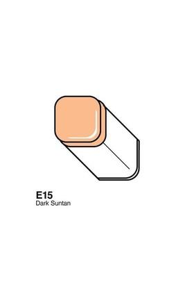 Copic Typ E - 15 Dark Suntan